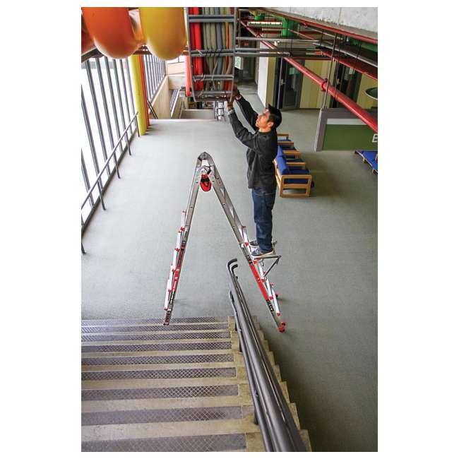 Little Giant Ladder Systems Folding Work Platform
