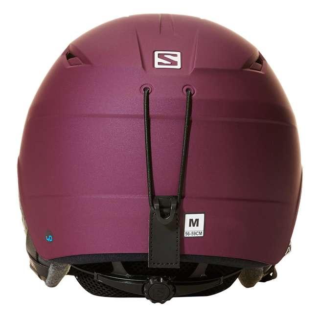 L39952200 - S Salomon Pearl2 Women Ski Snowboard Helmet Small, Red (2 Pack) 3