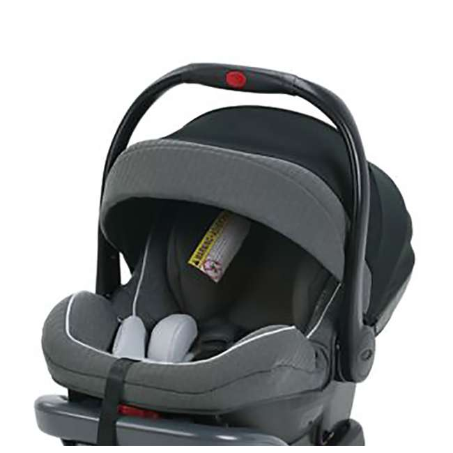 1992042 Graco SnugRide SnugLock 35 Platinum Infant Car Seat (2 Pack) 3