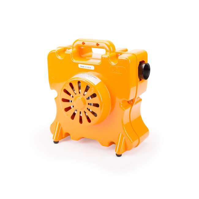 ARSPY-4128100P Air Supply 4128100P 3 HP 120 Volt 14 Amp Cyclone Spa Air Blower 1