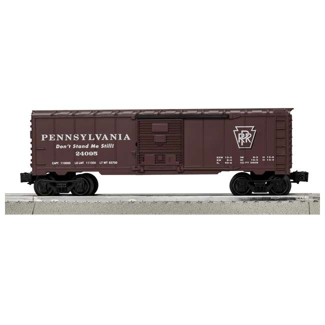 711808 Lionel Trains Pennsylvania Flyer Bluetooth 8-0 Locomotive Train Set (Open Box) 7
