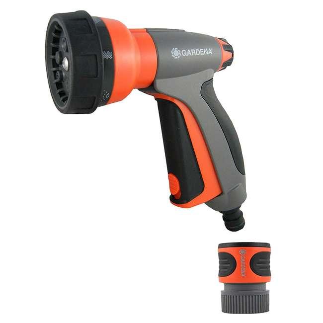 GARD-32121 Gardena 7-in-1 Water Hose Spray Gun with Flow Control