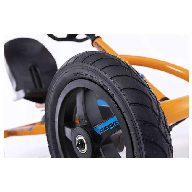 24.20.60.02 Berg Buddy B-Orange Kids Pedal Go Kart 2