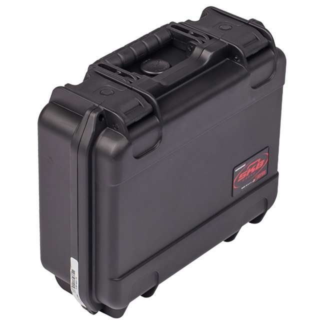 3i-1209-4B-E SKB Cases iSeries 12094B Military Standard Empty Waterproof Case, Black 6