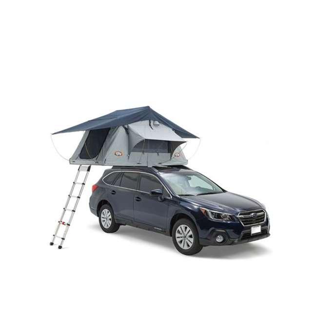 01KSK041601 + 1060001 Tepui Tents Explorer Kukenam 3-Person Car Camp Roof Top Tent & Hydraulic Jack 4