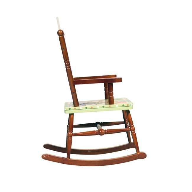 G85401 Guidecraft Papagayo Rocking Chair 2