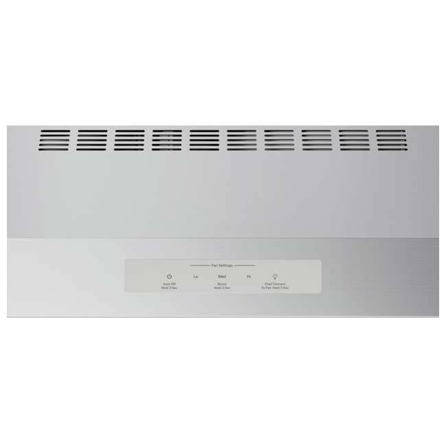 PVX7300SJSS-U-C GE Profile 30 Inch Under the Cabinet Hood Stainless Steel Range Vent (For Parts) 3