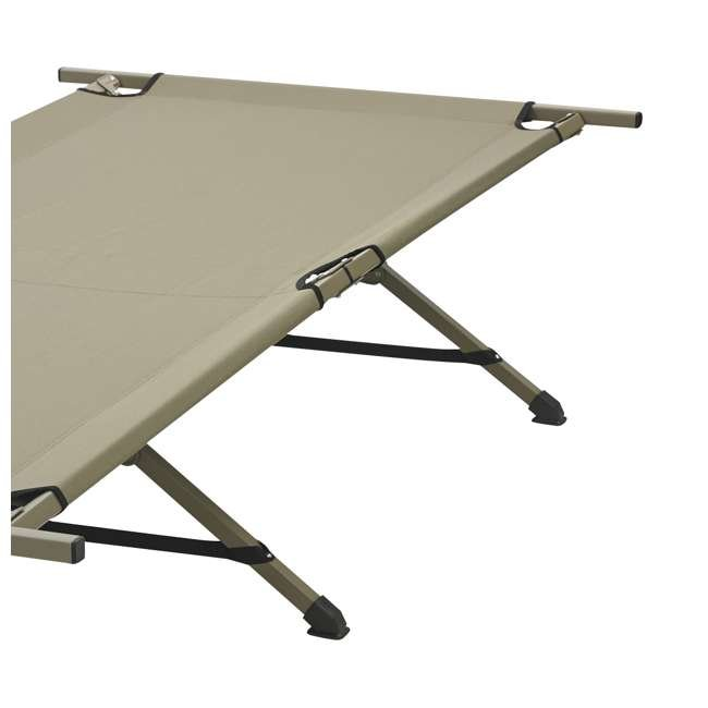 56880016 Slumberjack Portable Tough Cot with Carry Bag (2 Pack) 4