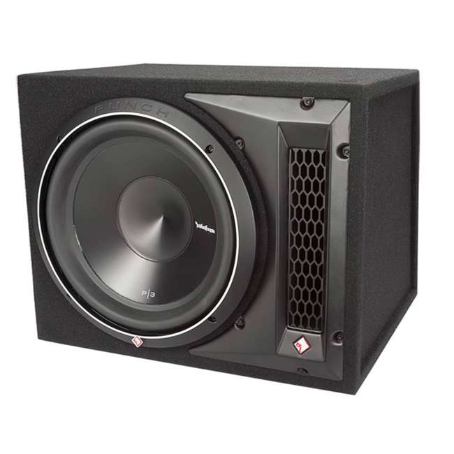 P3-1X12 Rockford Fosgate P3-1X12 12-Inch 1200W Single Loaded Subwoofer Enclosure 2