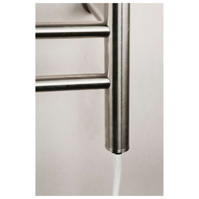 RWP-SB Amba  RWP-SB Radiant 10-Bar Plug-In Heated Towel Warmer, Brushed 3