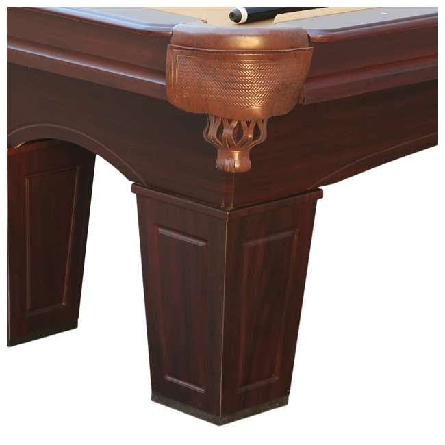 BLL096_097B Barrington 8-Foot Billiard Pool Table and Table Tennis Top 4