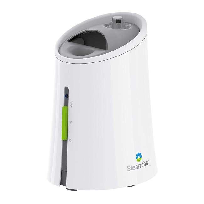 SF-920-U-C Steamfast Warm Air Steam Humidifier Essential Oil Diffuser, White (For Parts)