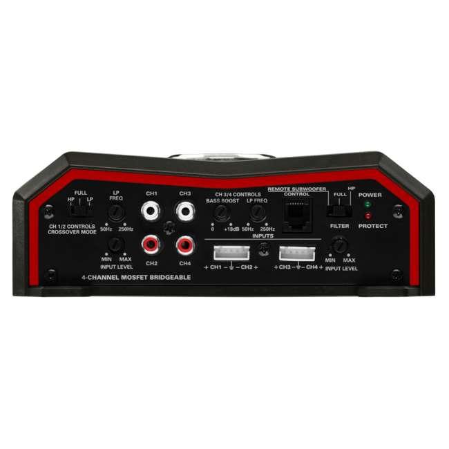 BE1600.4 Boss Audio Systems 1600 Watt Class A/B Amplifier 1
