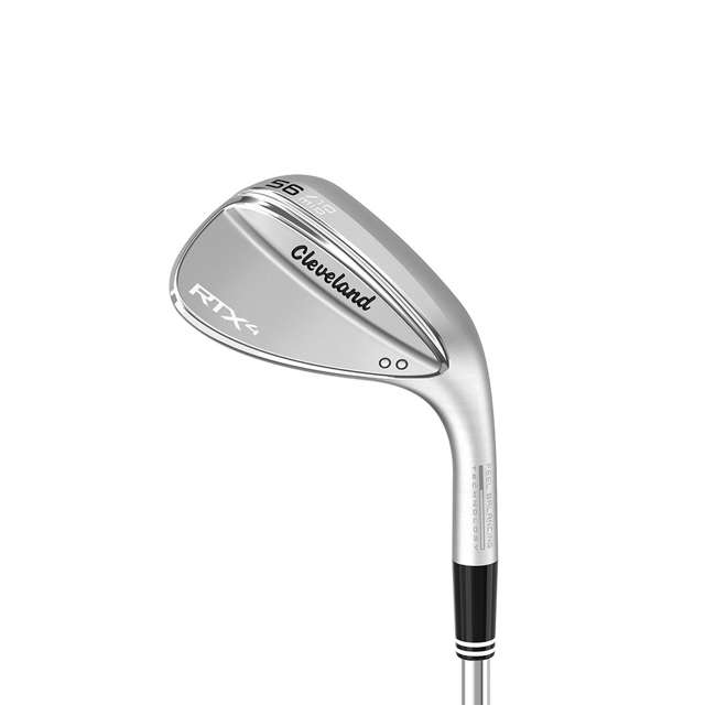11180993 Cleveland Golf RTX 60-Degree Mid Tour Satin Wedge, Left-Handed