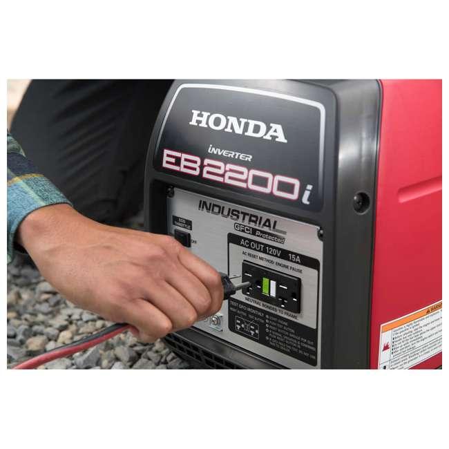 EB2200ITA Honda EB2200ITA 2200 Watt Super Quiet Portable Inverter Generator 6