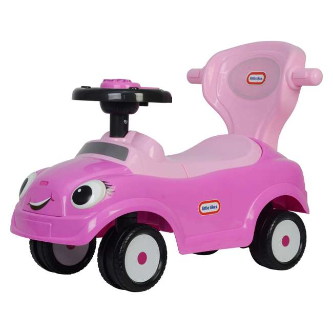 3 in 1 Little Tike - Pink Best Ride On Cars Baby 3 in 1 Little Tikes Push Car Stroller Ride On Toy, Pink 2