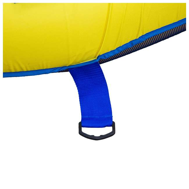 80109-SW Kelsyus Big Nauti Elite 4-Person Inflatable Pool Float 3