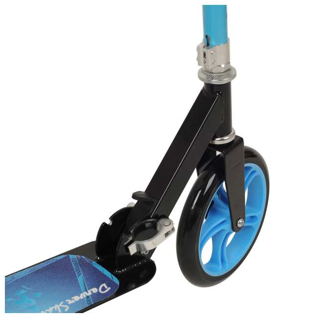114-NXT + 97981 NextGen Scooters Denver Scooter, Blue and Black & Razor Helmet, Glossy Blue 4