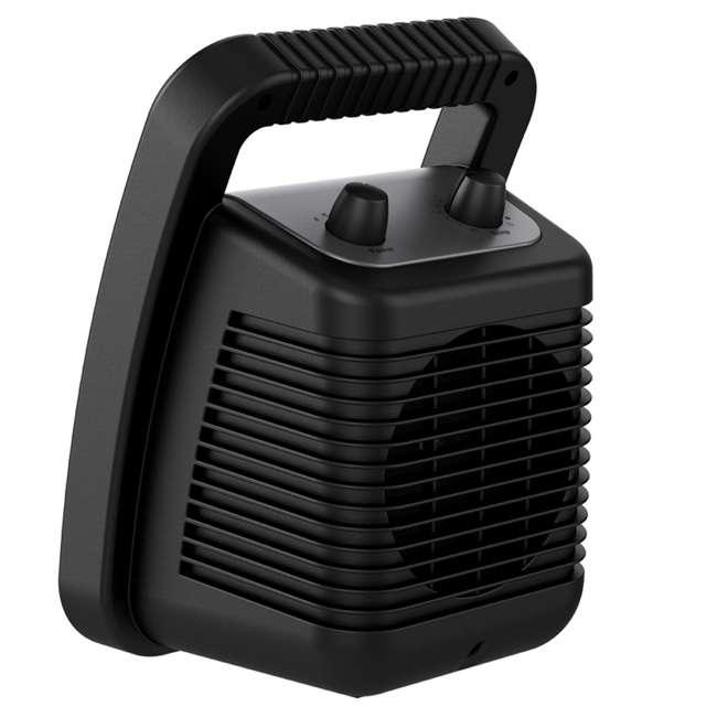 LKO-675945-TN Lasko 675945 Stanley Portable Electric 1500W Ceramic Utility Room Space Heater 3