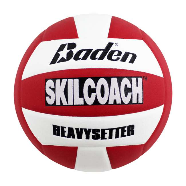 VXT4-02A-F6 Baden Skilcoach HeavySetter Composite Indoor Official Size Training Volleyball