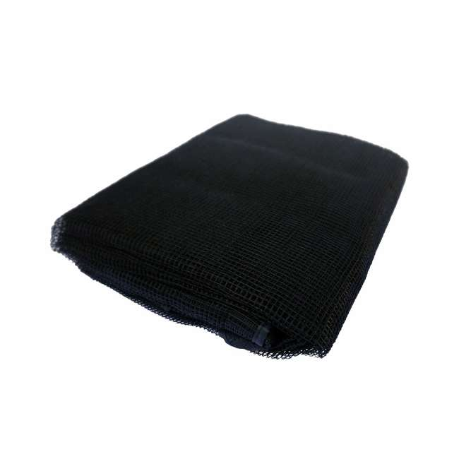 N1-1528100000-U-B SkyBound Net for 15 Ft Trampoline with 8 Straight-Curved Enclosure Poles (Used)