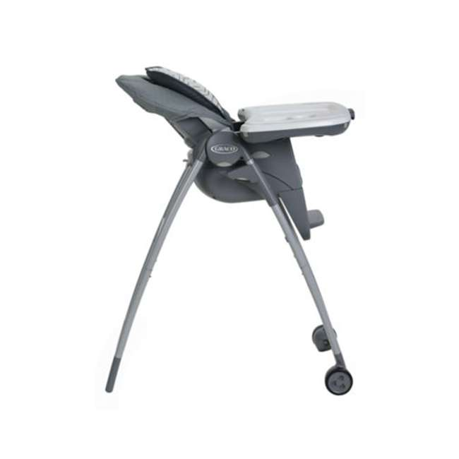 2022439 Graco 2022439 Table2Table Preimier Fold 7 in 1 Adjustable Highchair, Landry Gray 3