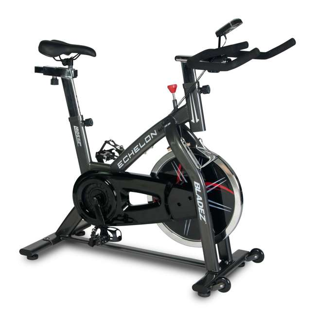 ECHELON-U-C Bladez Echelon GS Stationary Indoor Cardio Exercise Fitness Bike (For Parts) 1