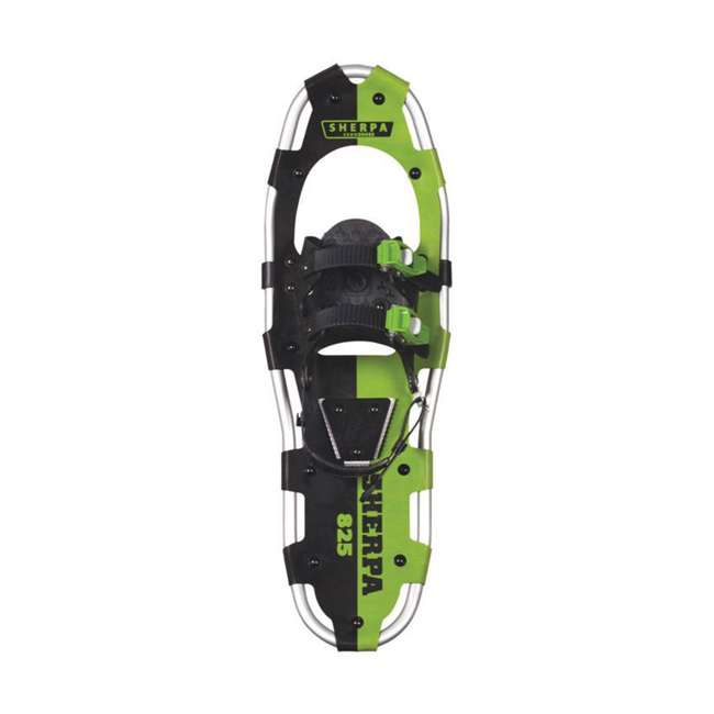 "80-5016 Yukon Charlie's Sherpa 8"" x 25"" Hiking Snowshoes, Green"