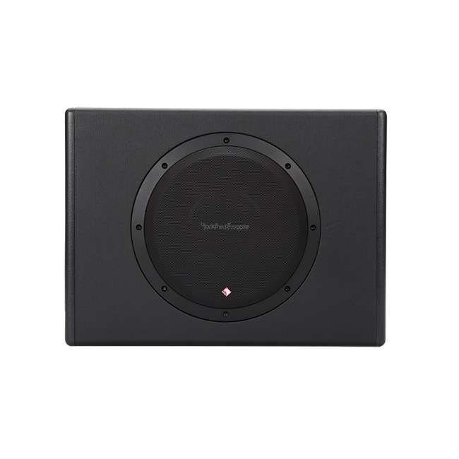P300-10 Rockford Fosgate P300-10 10-Inch 300W Single Powered Subwoofer Enclosure 2