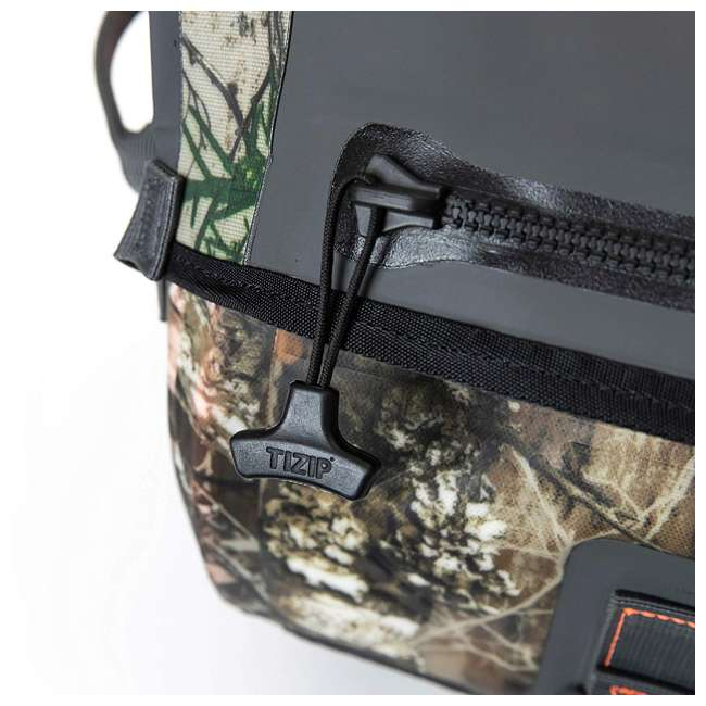 77-57807 Yampa 70 Liter Dry Duffle Waterproof Backpack Bag, Forest Edge Realtree Camo 3