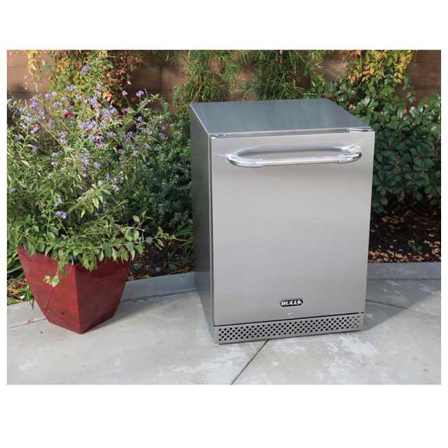 BOP-13700-U-B Bull Outdoor Products Premium Outdoor Rated Kitchen Refrigerator (Used) 2