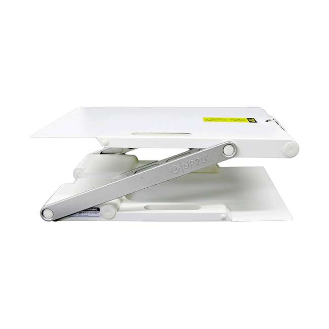 3 x UD-01-WHI Supermoon Products Up2U Height Adjustable Desk, White (3 Pack) 2