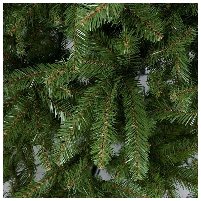 DUH3-75 National Tree Dunhill Fir Full Unlit Artificial Synthetic Christmas Tree, Green 1