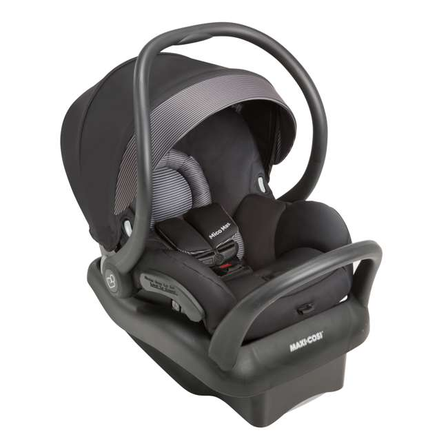 IC160BIZ Maxi-Cosi Mico Max 30 Infant Car Seat, Devoted Black