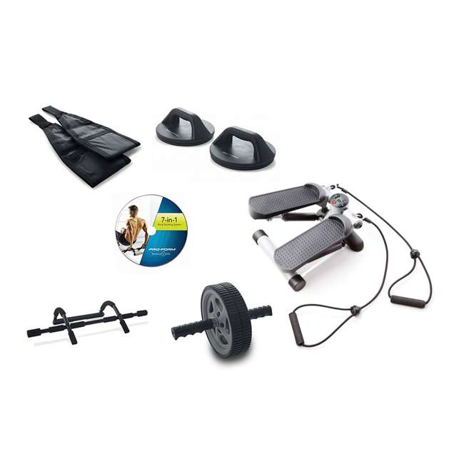 Proform 7 In 1 Body Building Workout System And Proform