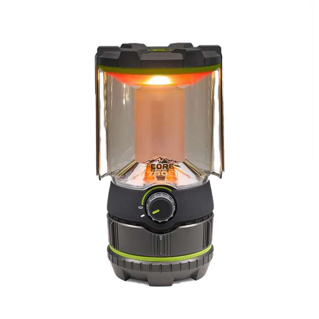 CORE-40020 CORE 750 Lumens Battery-Operated LED Lantern (2 Pack) 2