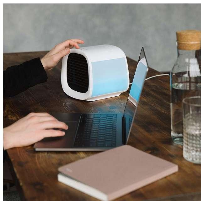 EV-500W Evapolar EV-500W evaCHILL Personal Evaporative Humidifier Air Conditioner, White 3