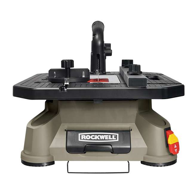 RK7323-U-A Rockwell Bladerunner Tabletop Table Saw Scroll, Rip, and Miter Tool (Open Box) 2