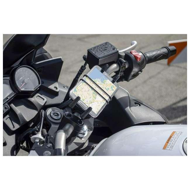 SM632 Arkon SM632 Slim Grip Ultra Flexible Bike or Motorcycle Handlebar Phone Mount 2