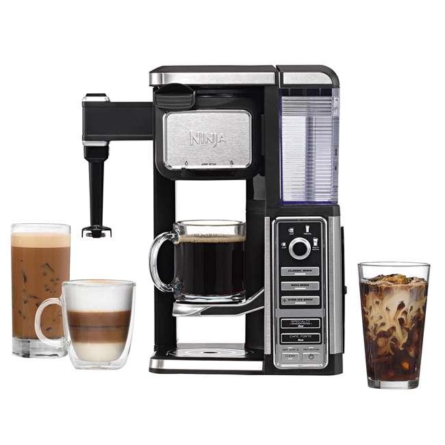CF110_EGB-RB-U-C Ninja Coffee Bar Single Serve System (Certified Refurbished) (For Parts) 2