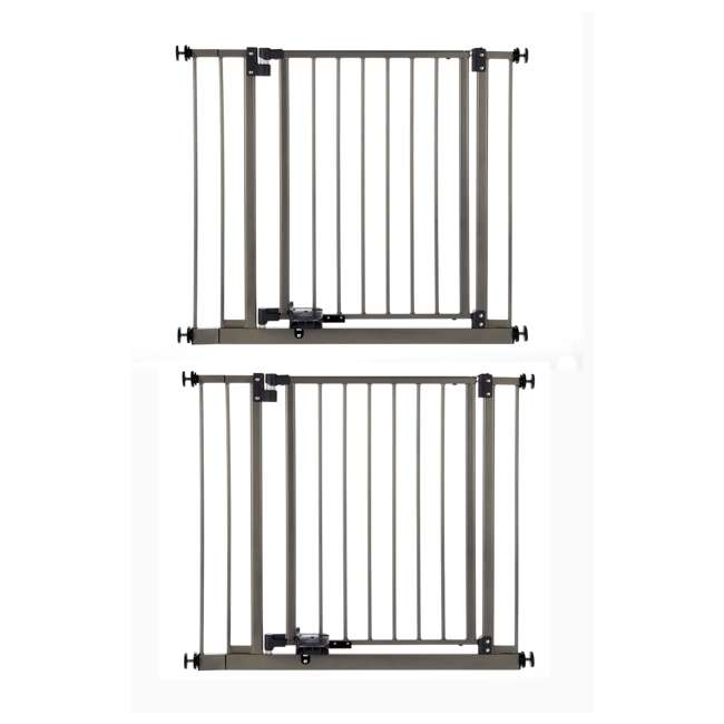 North States Slide Step Lock Open Gate Steel 4925 2