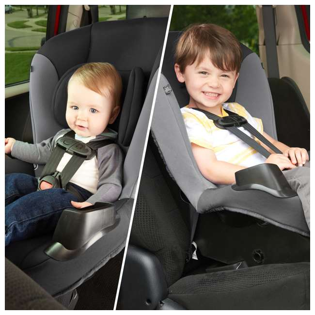 34812007 Sonus 65 Convertible Car Seat, Sound Wave  8