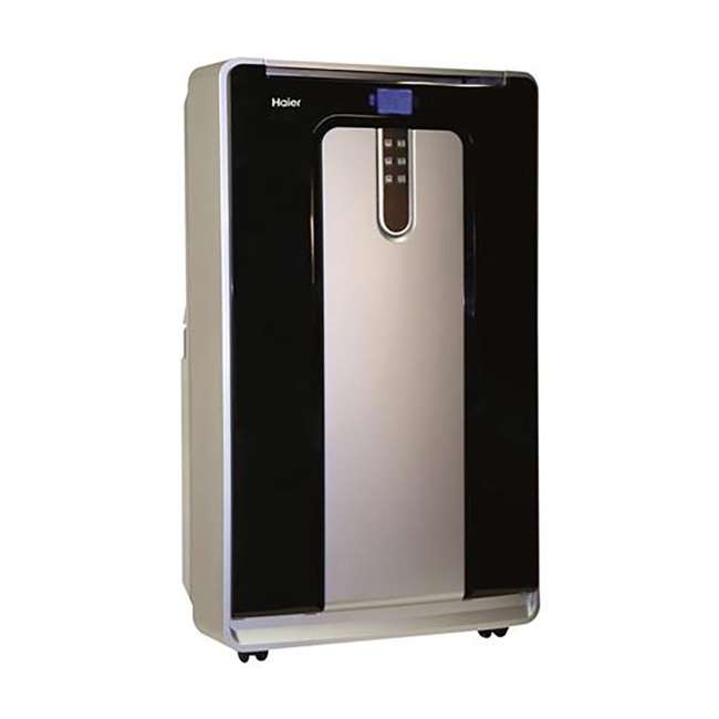 Haier 14,000 BTU Portable Air Conditioner with Heat ...