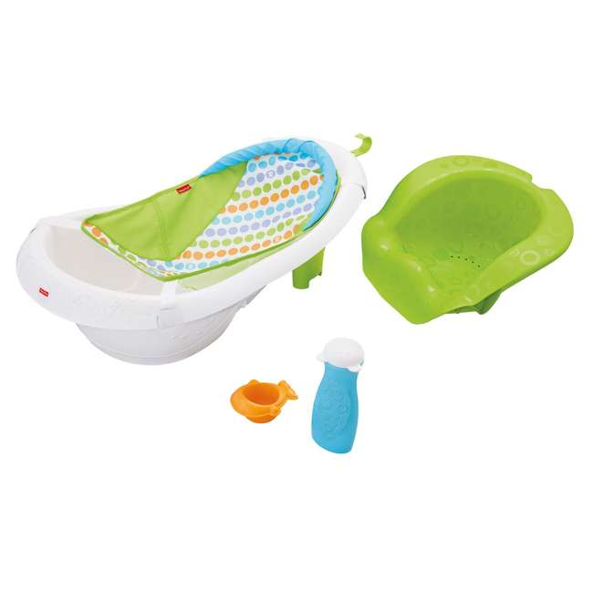 Fisher Price 4 In 1 Sling N Seat Tub Bdy86