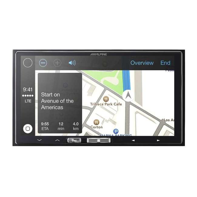 iLX-107 Alpine iLX-107 7-Inch In-Dash Wireless Apple CarPlay Receiver 1