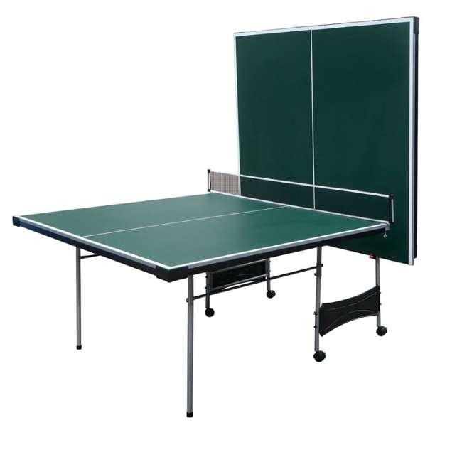 Lancaster official size folding table tennis table ttt415 207p - Official ping pong table size ...