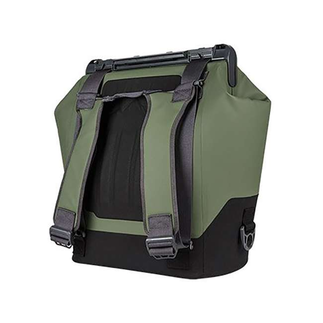 77-57014 OtterBox 30-Quart Softside Trooper Cooler with Carry Strap, Alpine Ascent Green 4