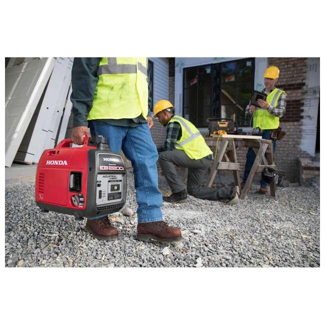 EB2200ITA Honda EB2200ITA 2200 Watt Super Quiet Portable Inverter Generator 5