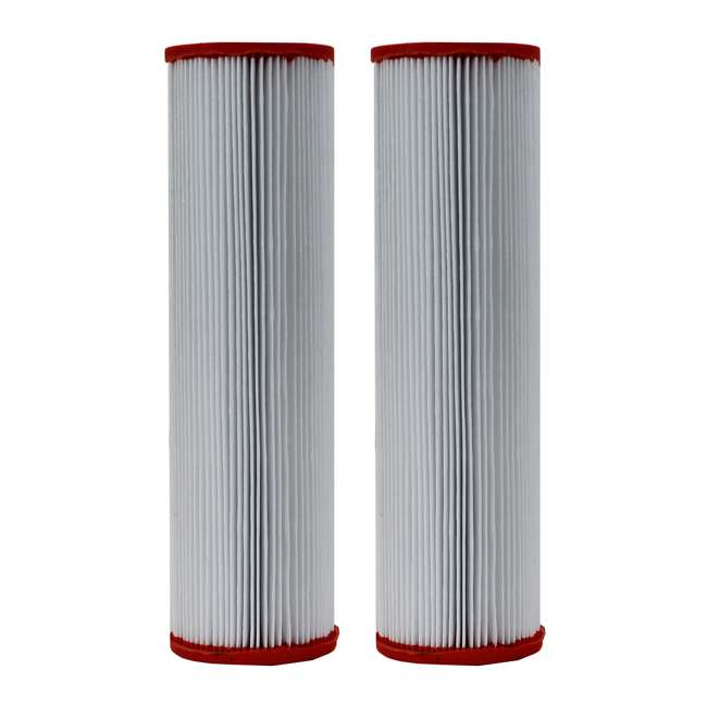 2 Unicel Harmsco Replacement Swimming Pool Cartridge Filters T380 Pair