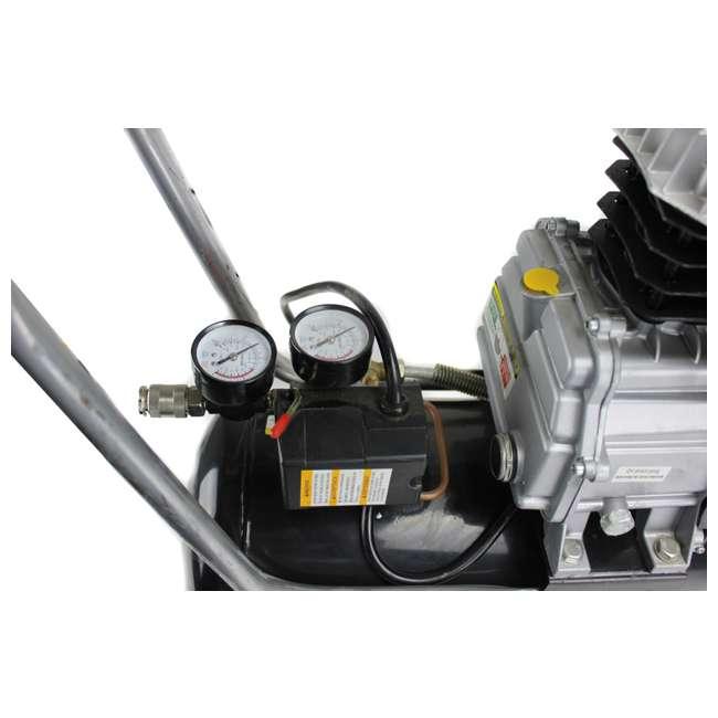 TA-2530B-RB Construction Crew TA-2530B 1.5HP 8 Gallon Portable Air Compressor | (Refurbished) 3